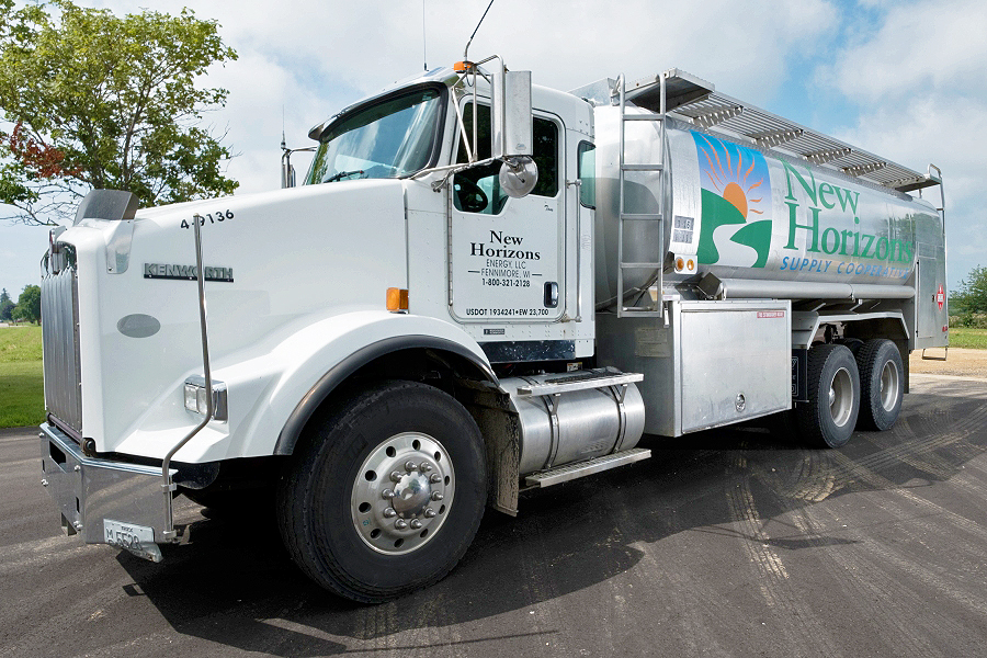 Contact us to learn more about New Horizon Cooperative and our fuel delivery services.