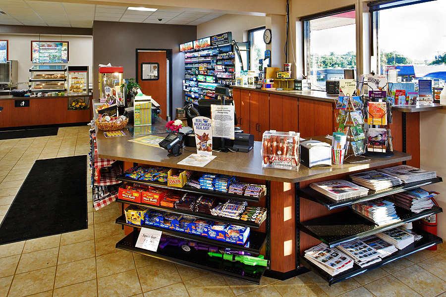 Our short lines and exceptional customer service guarantee a fast and easy shopping experience.