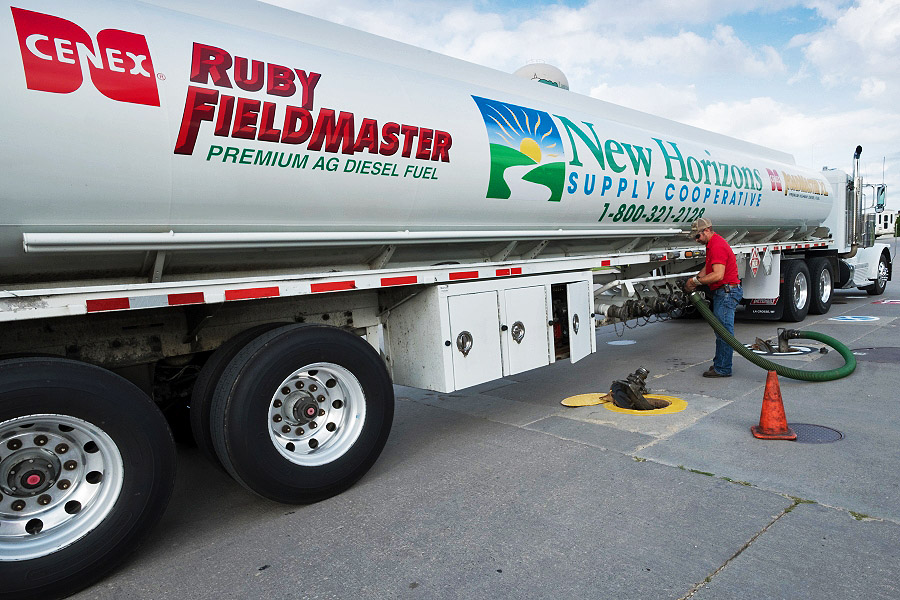 Ruby Fieldmaster Premium Ag Diesel Fuel is designed to optimize power and performance of all diesel engines.