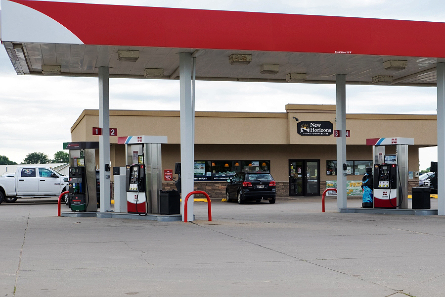 New Horizons CENEX Convenience Store - Lancaster, Wisconsin